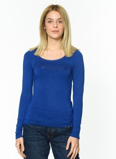 Morgan Bluz Mavi